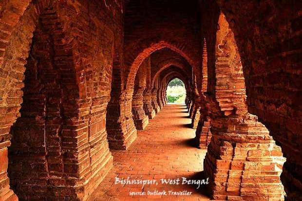 Village Name- Bishnupur Image Source- Outlook Traveller