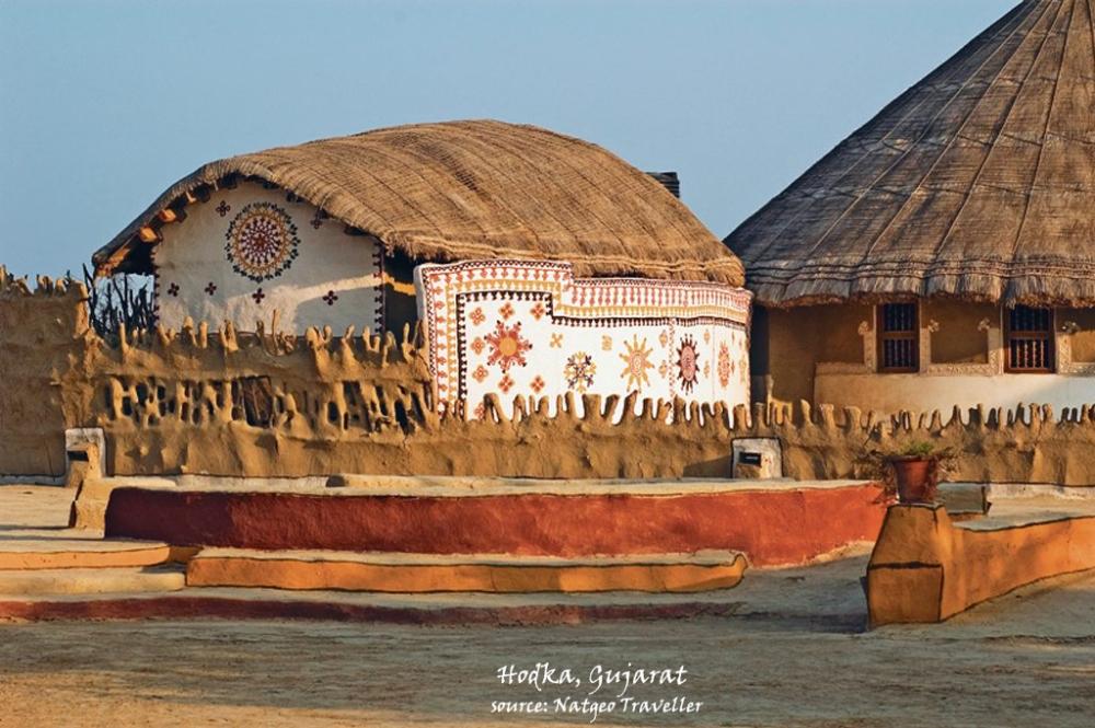 Village Name- Hodka Image Source- Natgeo Traveller