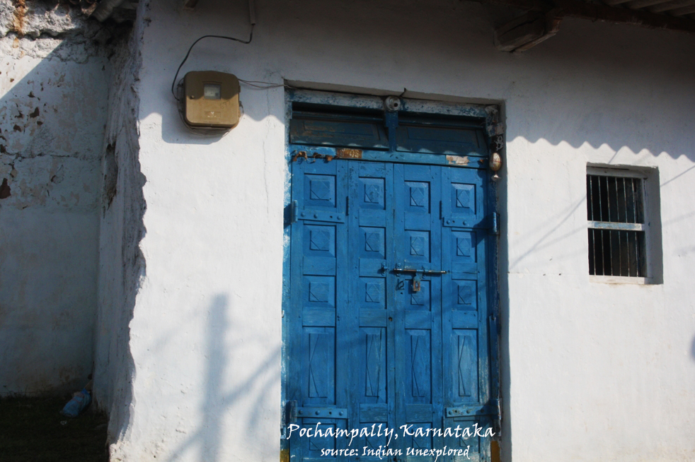 Village Name- Pochampally1 Image Source - Indian Unexplored